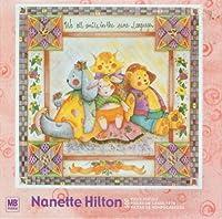 Nanette Hilton 500 Piece Puzzle a Balanced Diet