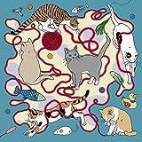 自律神経を整えるスクラッチアート 切り絵作家gardenのSCRATCH ART猫と花と可愛いもの〈スクラッチアートブック〉 ([バラエティ] 自律神経を整えるスクラッチアート) 画像