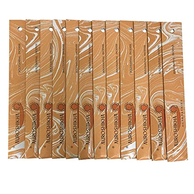 おとこスリムオーブンAUROSHIKHA オウロシカ(HOLYSANDALホーリーサンダル12個セット) マーブルパッケージスティック 送料無料