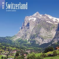 Switzerland 2018 Calendar