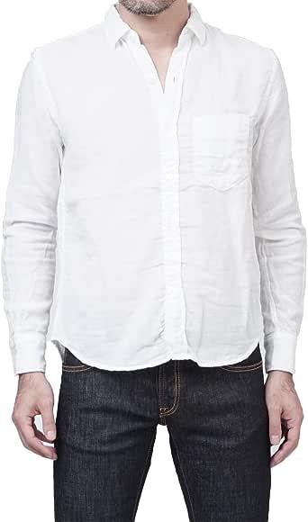 (ヤヌーク) YANUK セミワイドカラーシャツ/カジュアルシャツ [並行輸入品]