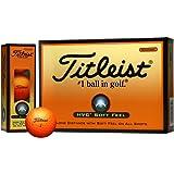 TITLEIST(タイトリスト) ゴルフボール HVC SOFT FEEL 1ダース (12個入り) 日本正規品