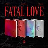Starship Entertainment Monsta X - Fatal Love (Vol.3) Album+Pre-Order Benefit+Folded Poster (4 ver.)