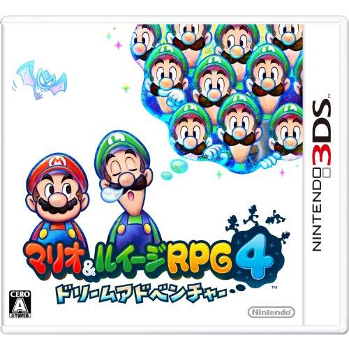 マリオ&ルイージRPG4 ドリームアドベンチャー - 3DSの詳細を見る