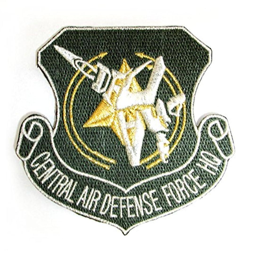 金貸し邪悪な抹消自衛隊グッズ ワッペン 中部航空方面隊