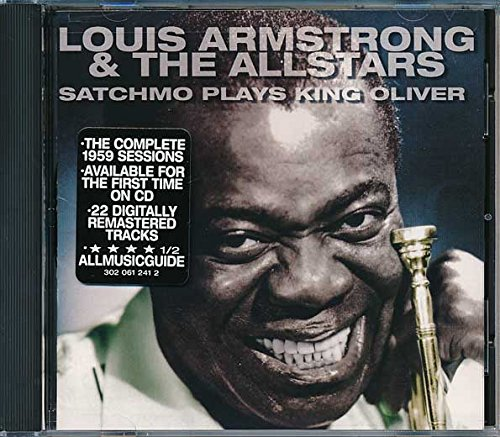 Satchmo Plays King O