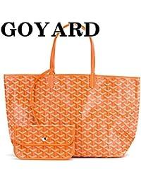 【GOYARD】ゴヤール バッグ トートバッグ オレンジ メンズ レディース ORANGE AMALOUIS PM 07 サンルイPM
