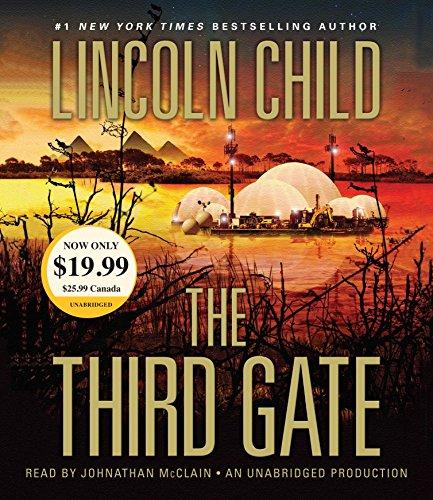 The Third Gate: A Novel (Jeremy Logan Series)