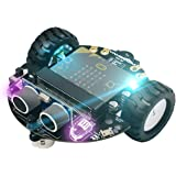 Yahboom Robot Kit for Micro:bit to Learn Programming STEM Education Toy Car for Kids 8+ (Without Micro:bit)