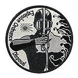 自衛隊グッズ ワッペン 海上自衛隊 EOD水中処分班パッチ ベルクロ付