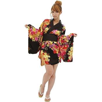 夜蝶絵巻/コスプレ衣装/コスチューム/着物/浴衣
