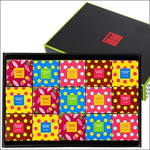 エール・エル 15個 コロコロキューブギフトセット ( 15個x1箱 詰め合わせ クッキー )