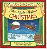 The Night Before Christmas Fold-Out Play Set: A Book and Paper Doll Fold-out Play Set (Activity Book Series)