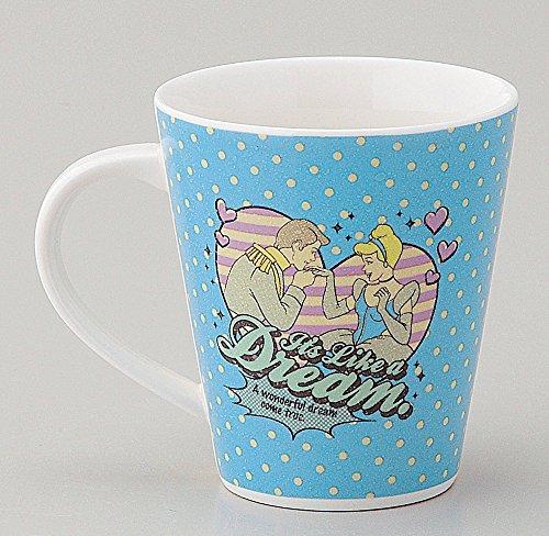 ディズニー コミックアート マグカップ シンデレラ 3214-012