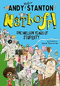 Natboff! One Million Years of Stupidity by [Stanton, Andy]