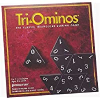 Tri-Ominos; the Classic Triangular Domino Game (1997 Edition) by Tri-Ominos