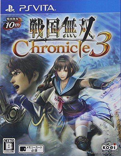 戦国無双 Chronicle 3 - PS Vitaの詳細を見る