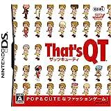That's QT(ザッツ キューティー)