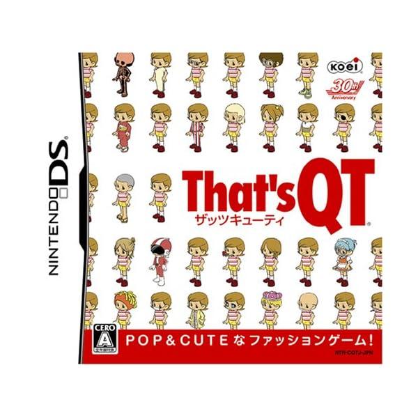 Thats QT(ザッツ キューティー)の商品画像