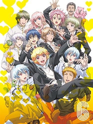 美男高校地球防衛部LOVE!LOVE! 6[Blu-ray/ブルーレイ]