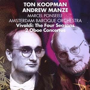 Vivaldi: Four Seasons/2 Oboe Concertos