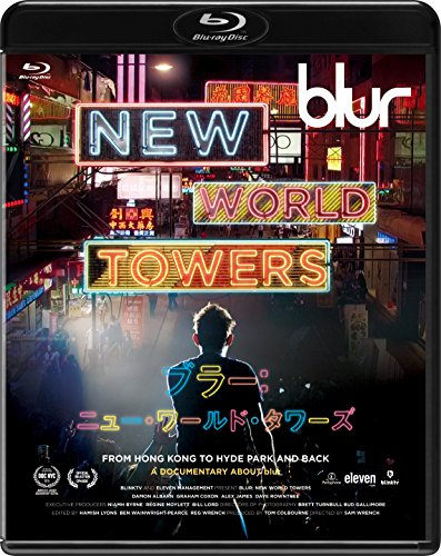 blur:NEW WORLD TOWERS [Blu-ray]