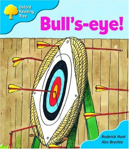 Oxford Reading Tree: Stage 3: More Storybooks B: Bull's-eye!の詳細を見る