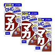 【セット品】DHC マカ 20日分 60粒 3袋セット