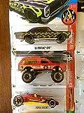 New Hot Wheels Toy Car Custom Bundle of 10