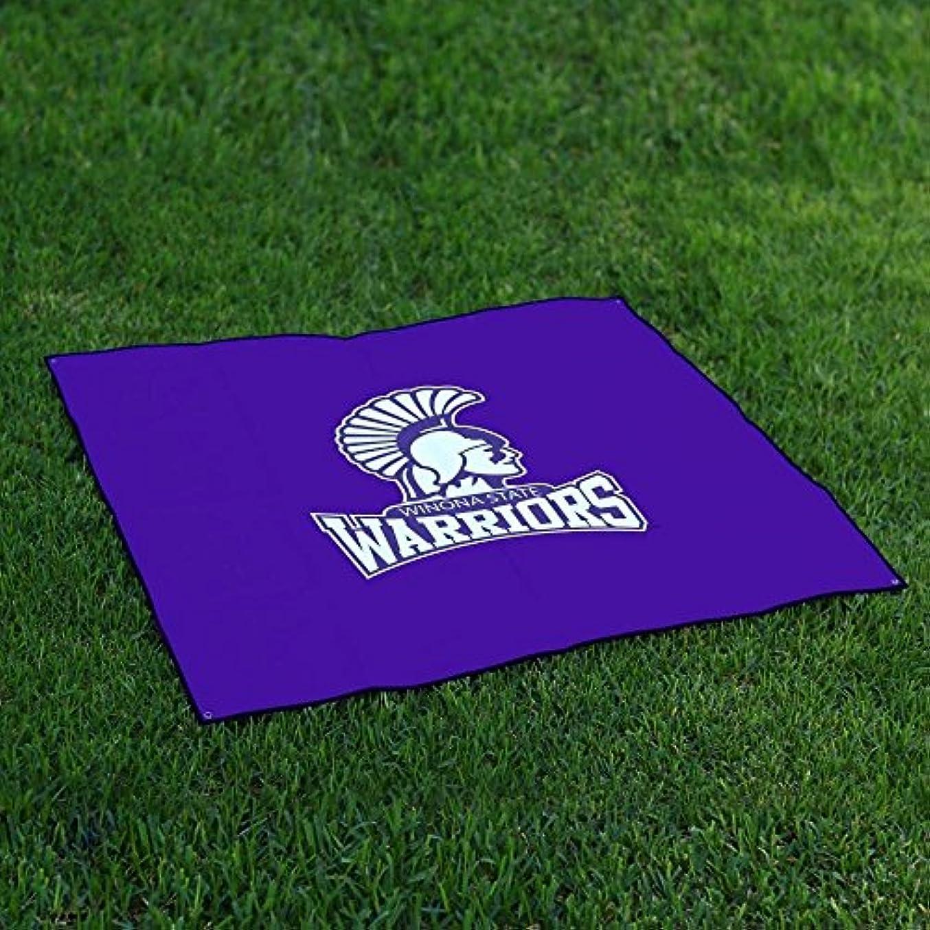 民間アナリストソースWinona State WarriorsテールゲートBlanket Legacy