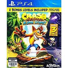 Crash Bandicoot N-Sane Trilogy Bonus Edition for PlayStation 4