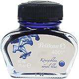Pelikan 4001 Bottled Ink for Fountain Pens, Royal Blue, 30ml, 1 Each (301010)