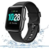 Men's Smart Watch Fitness Tracker for Women with Heart Rate Monitor Step Calorie Counter,Waterproof Sports Watch with Sleep M