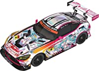 初音ミク GTプロジェクト 1/43 グッドスマイル 初音ミク AMG 2021 SUPER GT Ver. 1/43 ミニカー