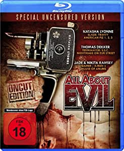 All About Evil - Special Uncensored Version