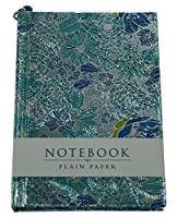 ペン&メモ帳ノート––ブルー箔