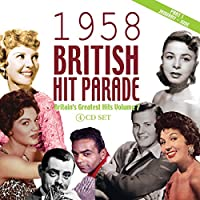Vol. 2-1958 British Hit Parade: Jan-June