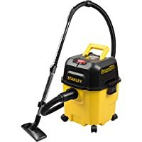 Stanley(スタンレー) 業務用掃除機 集じん機 乾湿両用 バキュームクリーナー 店舗用 家庭用 15L大容量 SL…