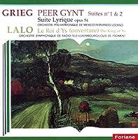 Peer Gynt Suites N#1 Et 2 Lalo Le R