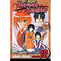 Rurouni Kenshin, Vol. 12: The Great Kyoto Fire