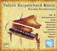 Polish Harpsichord Music Vol. 2