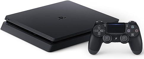 PlayStation 4 ジェット・ブラック 500GB (CUH-2200AB01)