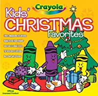Crayola: Kids Christmas Favorites
