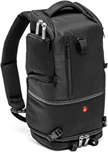 Manfrotto マンフロット MB MA-BP-TS Advanced Tri Backpack, Small (Black) バックパック 黒