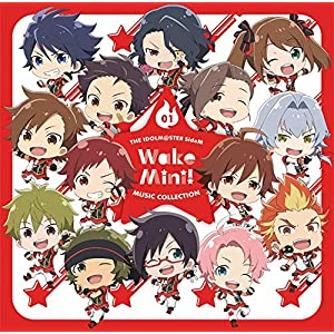 THE IDOLM@STER SideM WakeMini! MUSIC COLLECTION 01 (特典なし)