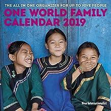 One World Family Calendar 2019
