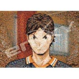 300ピース ジグソーパズル ハイキュー! !  モザイクアート 東峰旭 ラージピース(38x53cm)