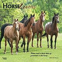 Horse Lovers 2019 Calendar