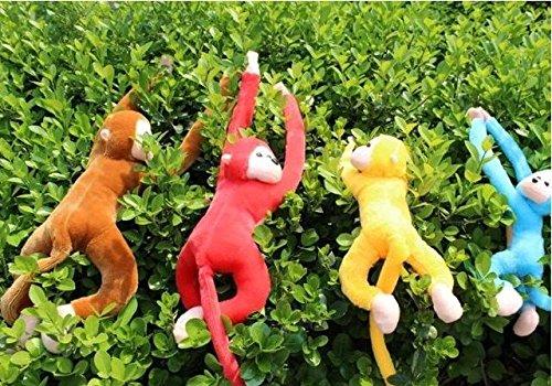 COCOHOP ぬいぐるみ 可愛い にぎやか さる 5色セット どこでもぶらさがり かわいい 2016 干支 イベント プレゼント 誕生日 縁起 風水 テナガザル 手長 アニマル 雑貨 猿 インテリア COCOHOP