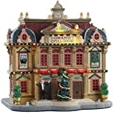 Lemax Collection Grand Opera House Exterior Lighted Building New 2019